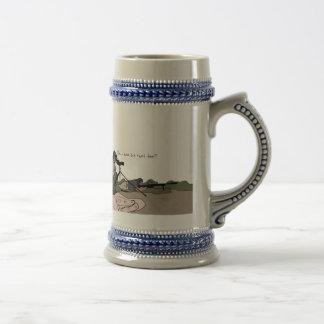 Utah Tactical Coaching Beer Mug
