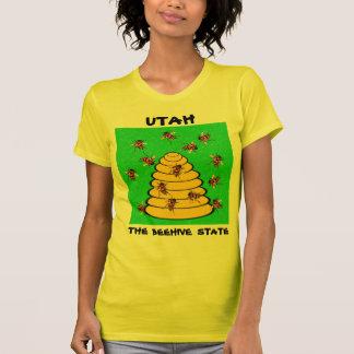 Utah The Beehive State T-Shirt