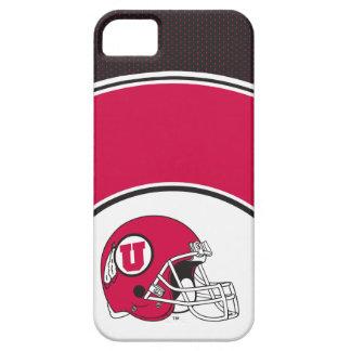Utah Utes Helmet iPhone 5 Covers