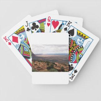 Utah Valley Bicycle Playing Cards