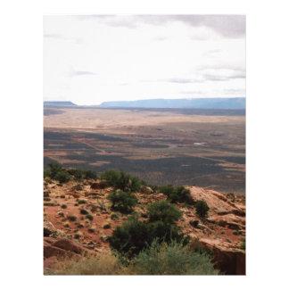 Utah Valley Letterhead