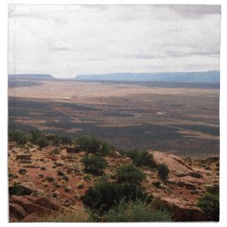 Utah Valley Napkin