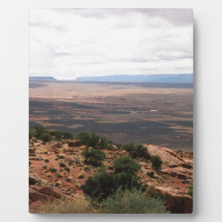 Utah Valley Plaque