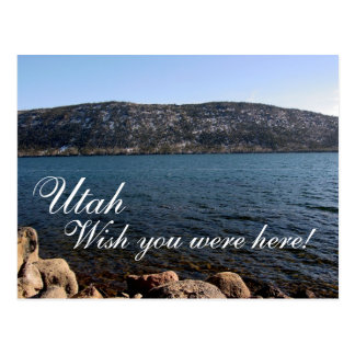 "Utah, ""Wish you were here"" Postcards"
