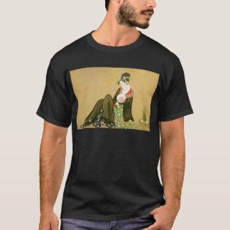 Utamaro - UKIYOE- T-Shirt