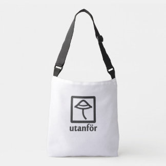 utanför (Swedish for outside) Crossbody Bag
