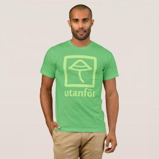 utanför (Swedish for outside) T-Shirt
