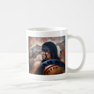 UTE WARRIOR COFFEE MUG