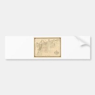 Utica 1874 bumper sticker