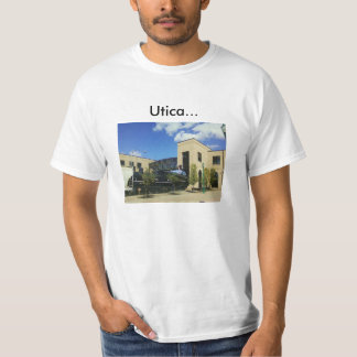 Utica, New York Funny T-Shirt