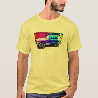 utility vehicles rock T-Shirt