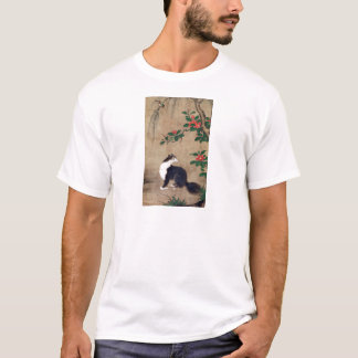 Uto Gyoshi Musk Cat T-Shirt