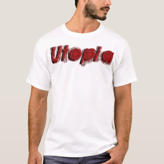 Utopia Blue Print T-Shirt