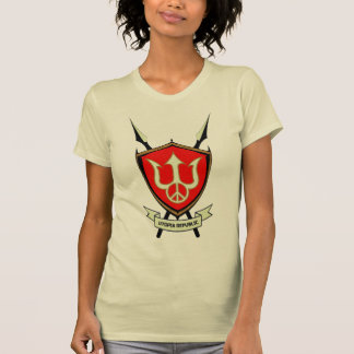 Utopia Republic Women's T-Shirt. T-Shirt