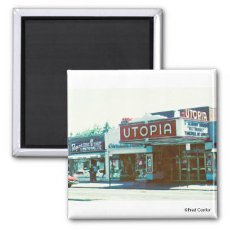 Utopia Theater & Rogers Magnet
