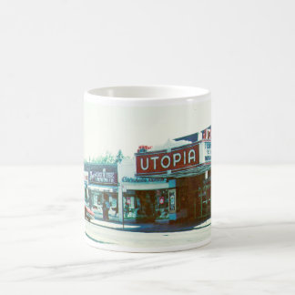 Utopia Theater & Rogers Mug