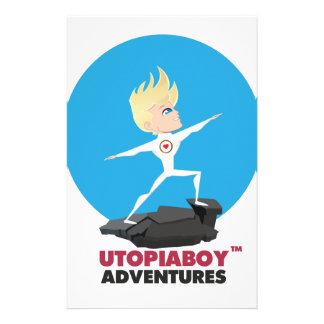 UtopiaBoy Stationery