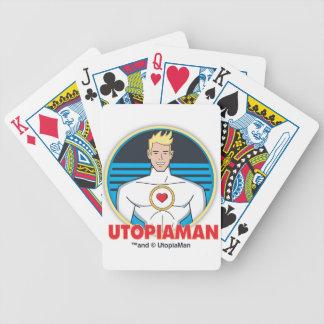 UtopiaMan Bicycle Playing Cards