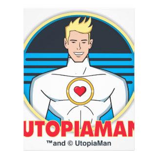 UtopiaMan Letterhead