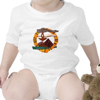 UUSS chalice, Unitarian Universalist, UU, chalice, Baby Bodysuits
