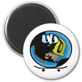 UUWorld 2 Inch Round Magnet