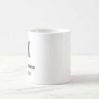 UX, User experience to designer Coffee Mug