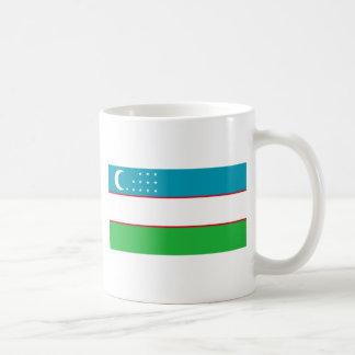 Uzbekistan Coffee Mug