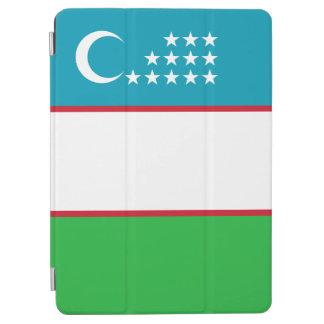 Uzbekistan Flag iPad Air Cover