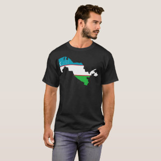 Uzbekistan Nation T-Shirt