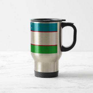 Uzbekistan Travel Mug