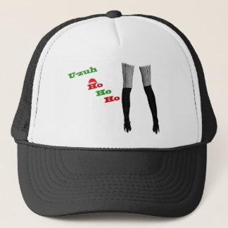 uzuh ho ho ho trucker hat