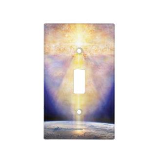 V006-Heaven & Earth Light Switch Cover