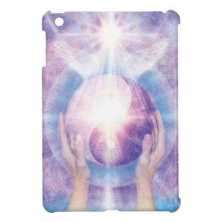 V012- Embracing Yin Yang iPad Mini Cases