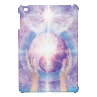 V012- Embracing Yin Yang iPad Mini Cover