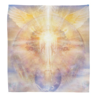 V013- Christ Tree of Light Bandana
