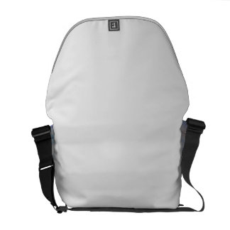 V015- Angel Heart Courier Bag