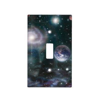 V016- Star Goddess Light Switch Cover