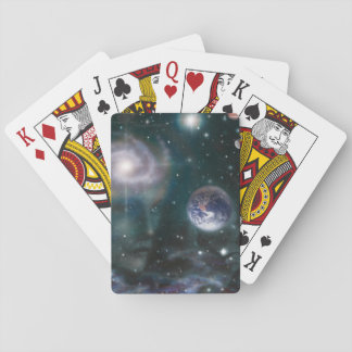 V016- Star Goddess Playing Cards