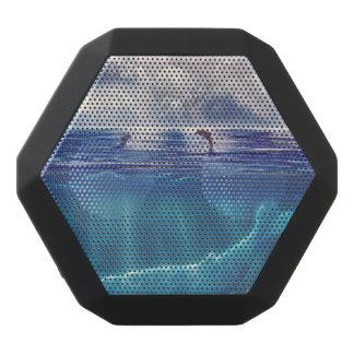 V018- Above & Below Black Bluetooth Speaker