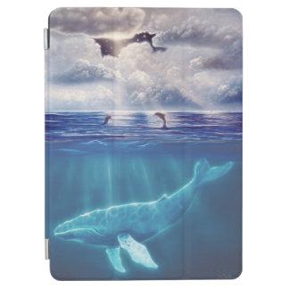 V018- Above & Below iPad Air Cover