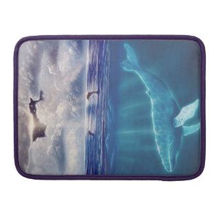 V018- Above & Below MacBook Pro Sleeve