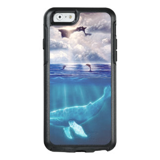 V018- Above & Below OtterBox iPhone 6/6s Case