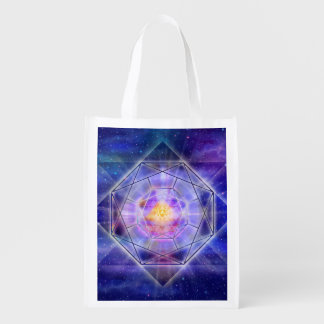 V020- Yantra Space Reusable Grocery Bag