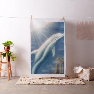 V025- Dolphin Dreamer Fabric
