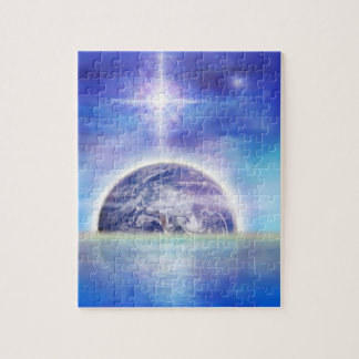 V043 Earth Water Air Jigsaw Puzzle