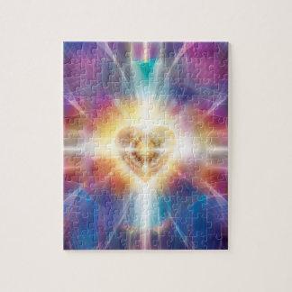 V047 Beautiful Heart Jigsaw Puzzle