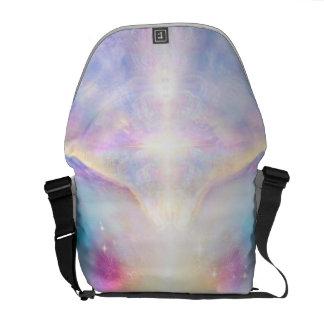 V049 Adele Angel 2 Messenger Bags