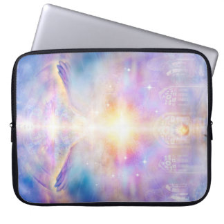 V050 Mosque Laptop Sleeve