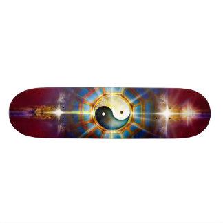V051 BaGua Dragons Custom Skate Board