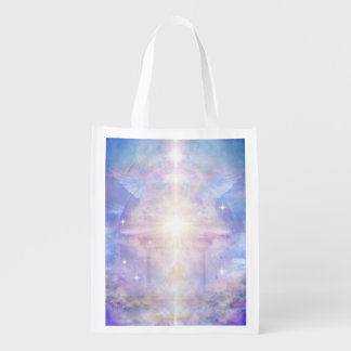 V052 Gateway to Godhead Reusable Grocery Bag